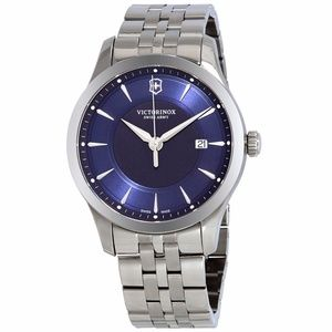 Victorinox Alliance Blue Dial Mens Watch 241802.1